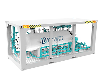 油气水三相分离器