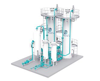 酸气脱硫装置